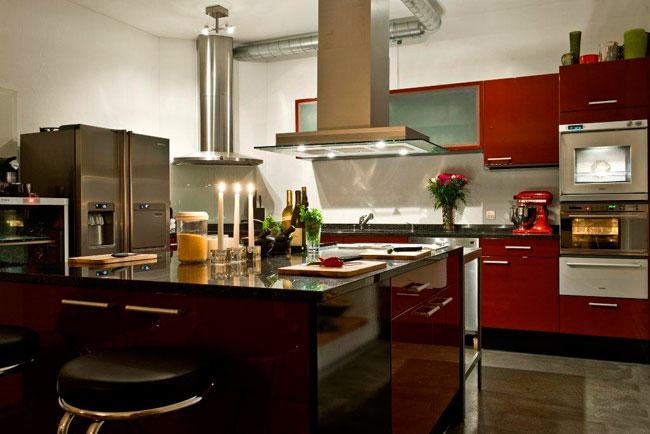 unsere k che mieten kochstudio29 kochstudio29. Black Bedroom Furniture Sets. Home Design Ideas